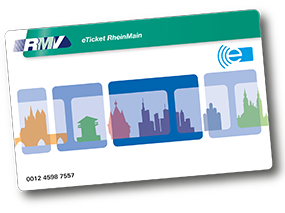 eTicket RheinMain - The RMV Mobility Ticket